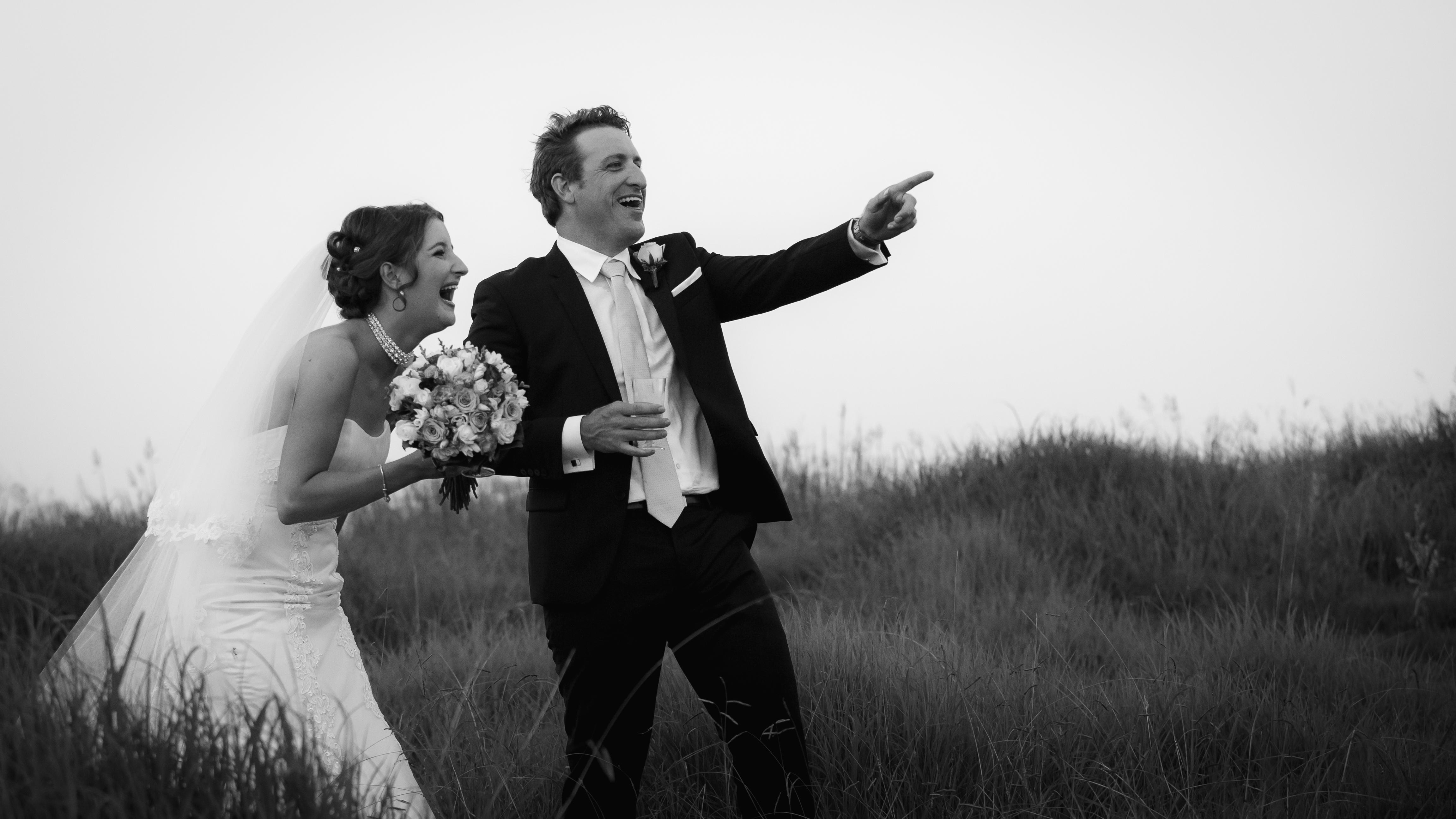 Maryon & Matt Brisbane Wedding