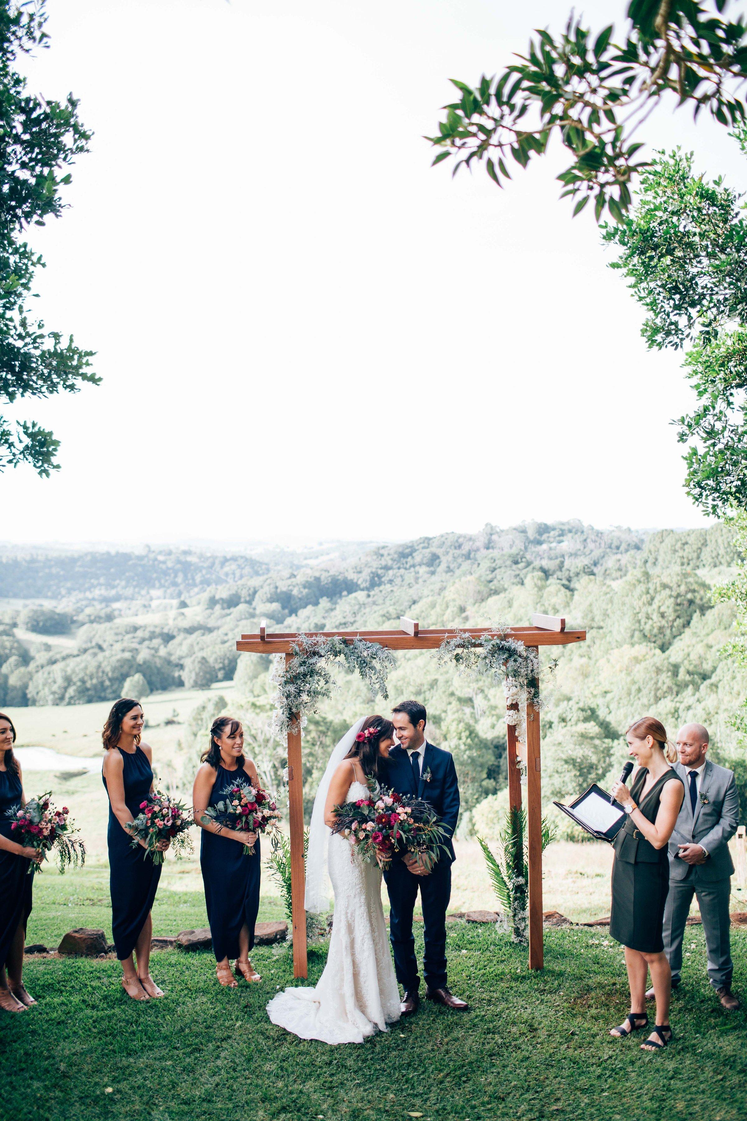 Byron Bay Wedding Sarah & Phill