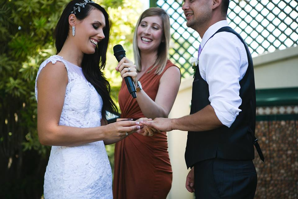Redcliffe Wedding