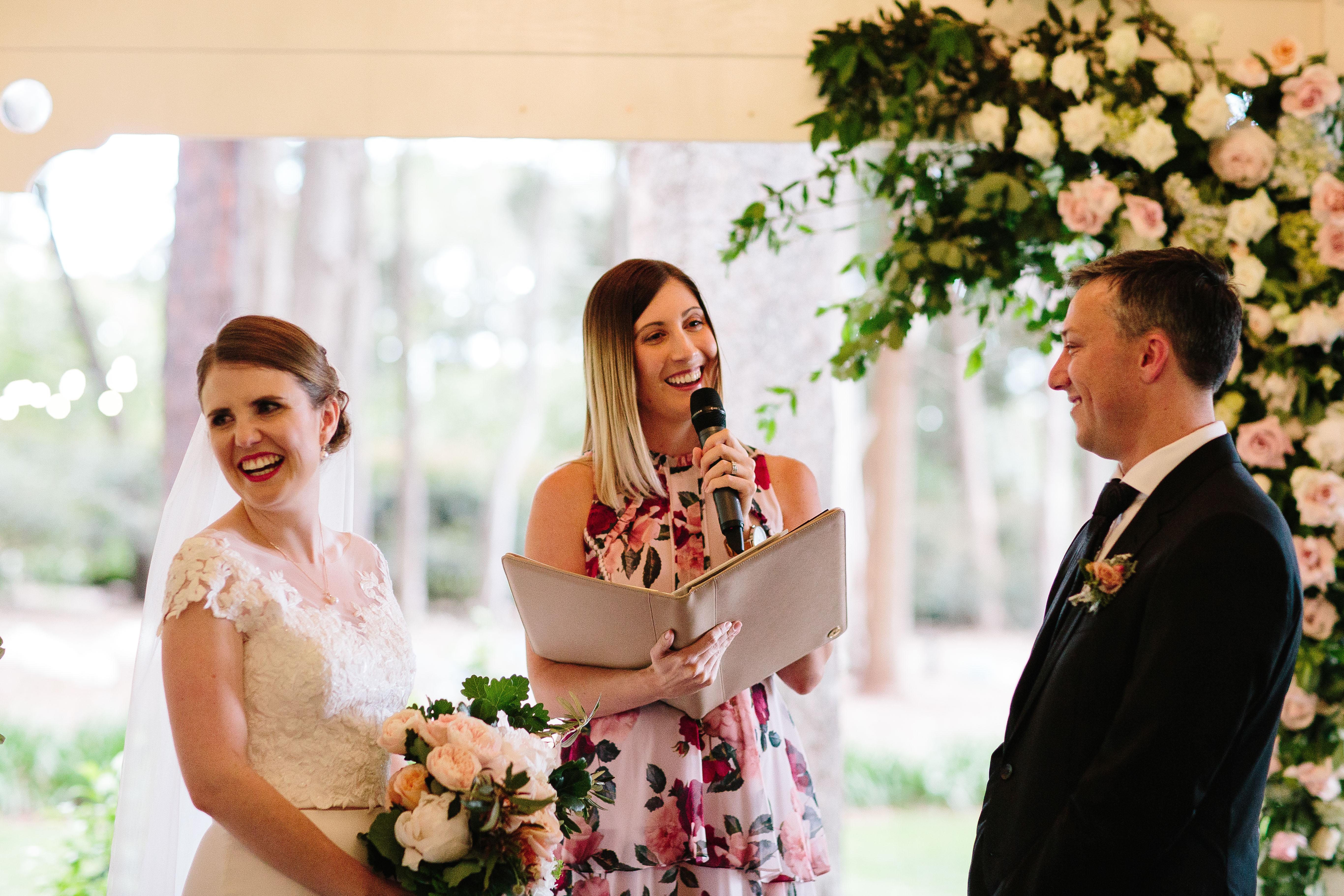Gabbinbar Homestead Wedding