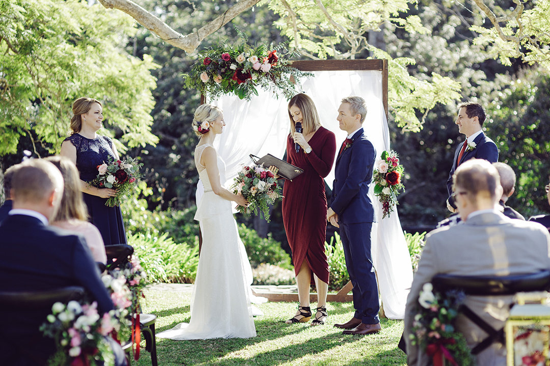 Spicers Clovelly Estate Wedding Andrea & Marty