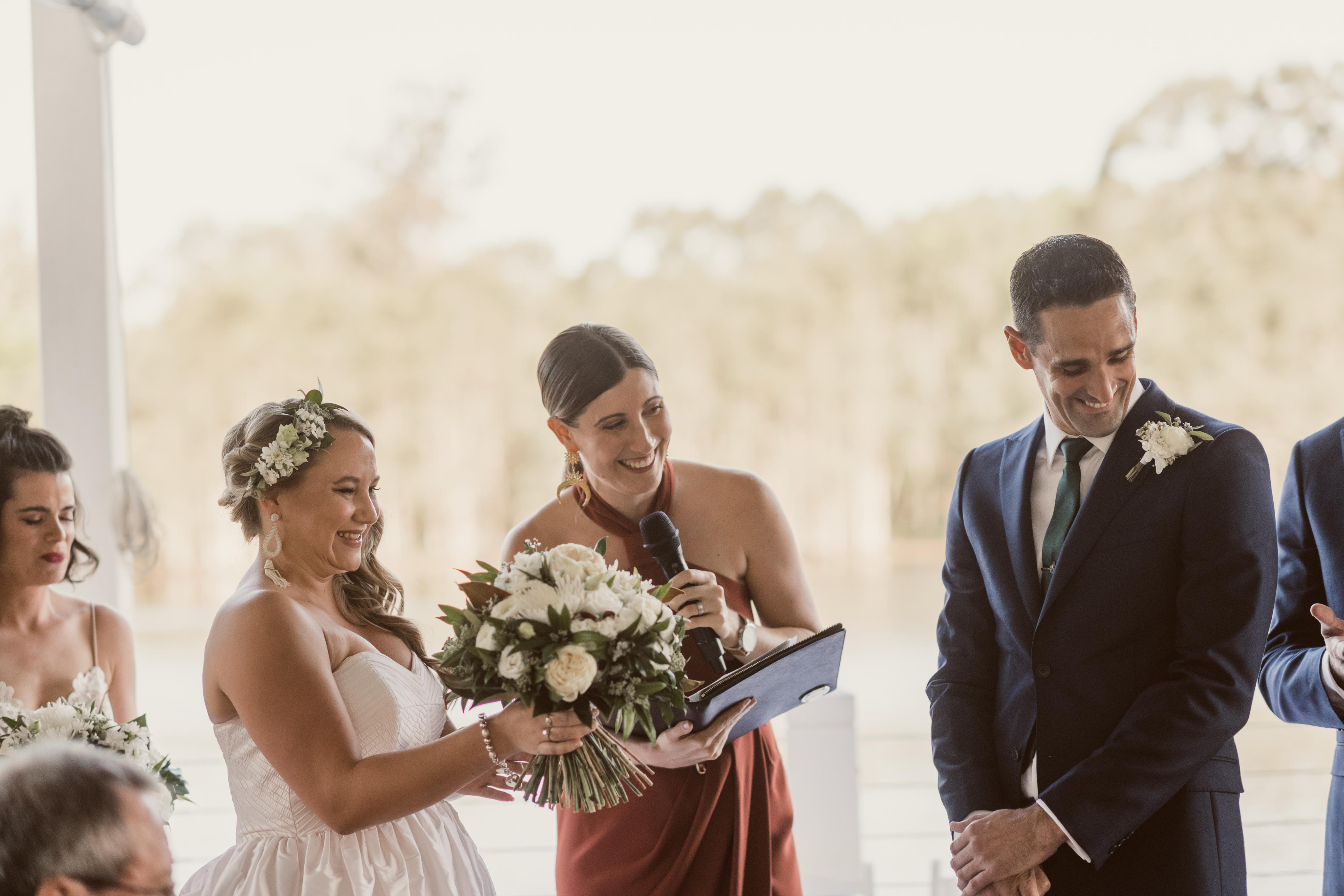 Sirromet Wedding Jen & Rich