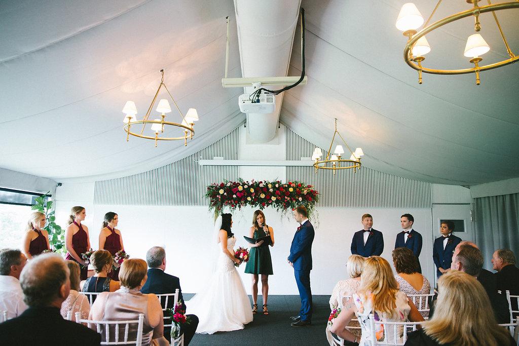 Victoria Park Wedding B&L