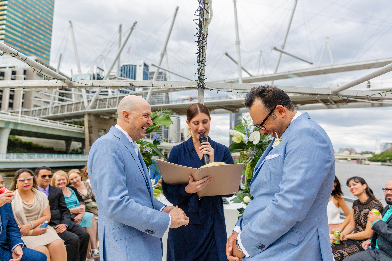 Brisbane Celebrant